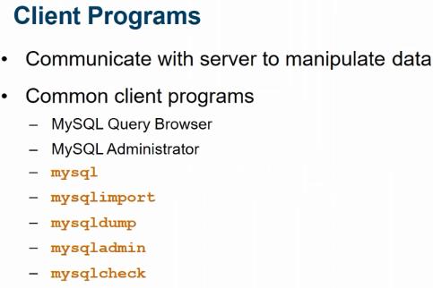 Client/Server architecture of MySQL(Article -02) – KTEXPERTS COM