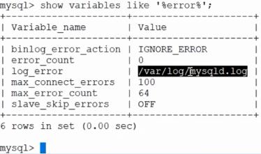 LOG FILES IN MySQL(Article -09) – KTEXPERTS COM
