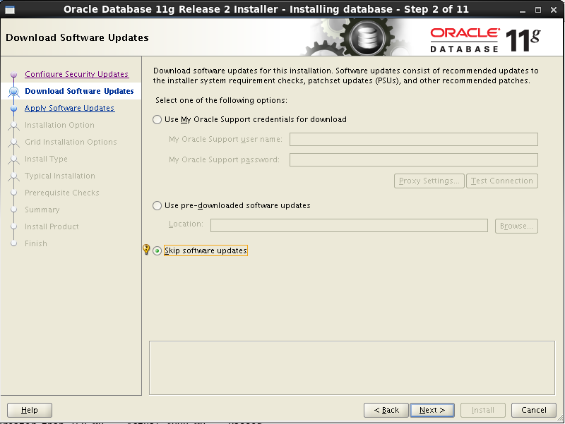 ORACLE TWO NODE RAC INSTALLATION ON VMWARE WORKSTATION (PART