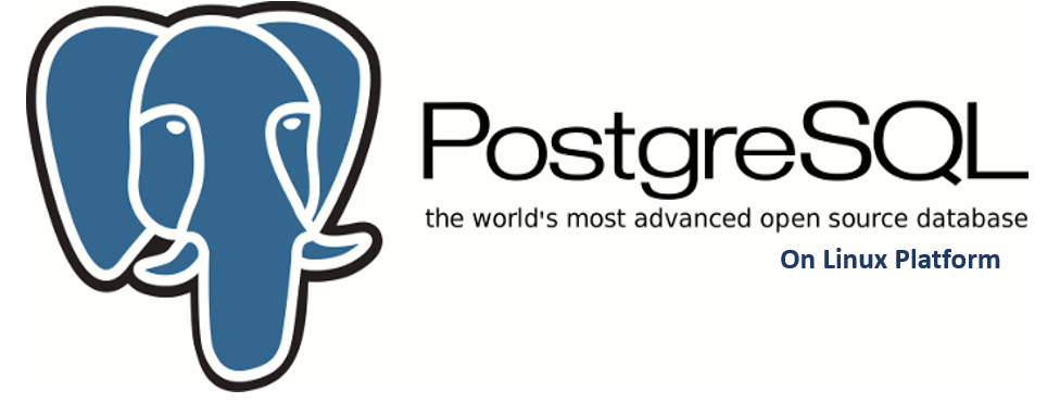 Installation of PostgreSQL 11.4  in Linux Platform.