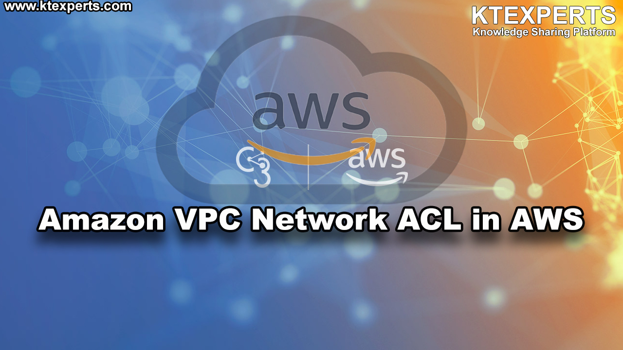 Amazon VPC Network ACL in AWS
