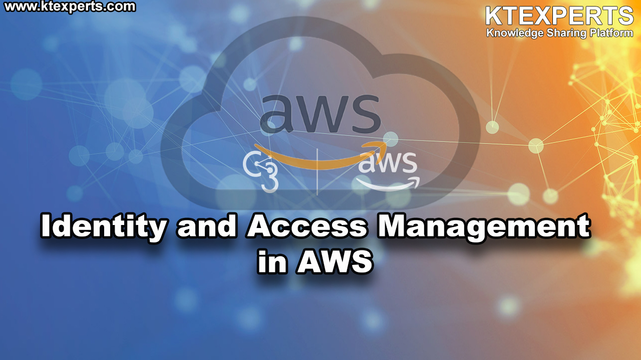 Identity and Access Management in AWS