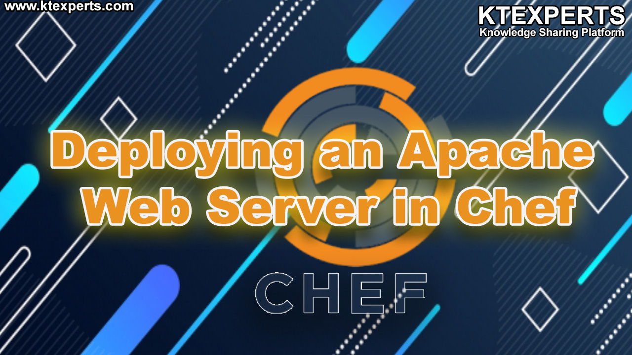 Deploying an Apache Web Server in Chef
