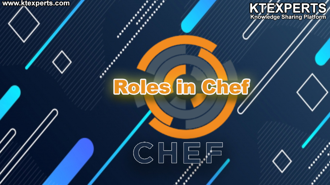 Roles in Chef