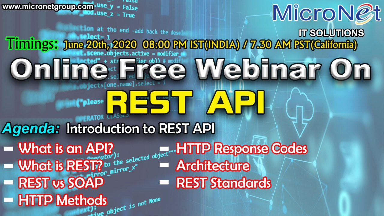 Introduction to REST API