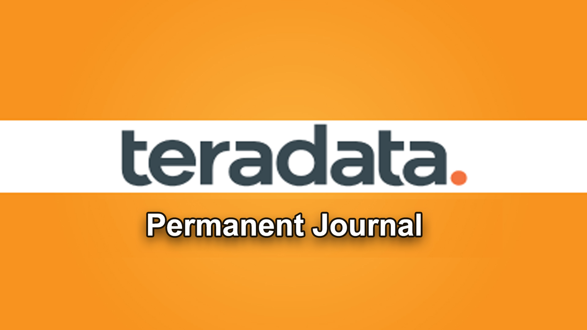 PERMANENT JOURNAL