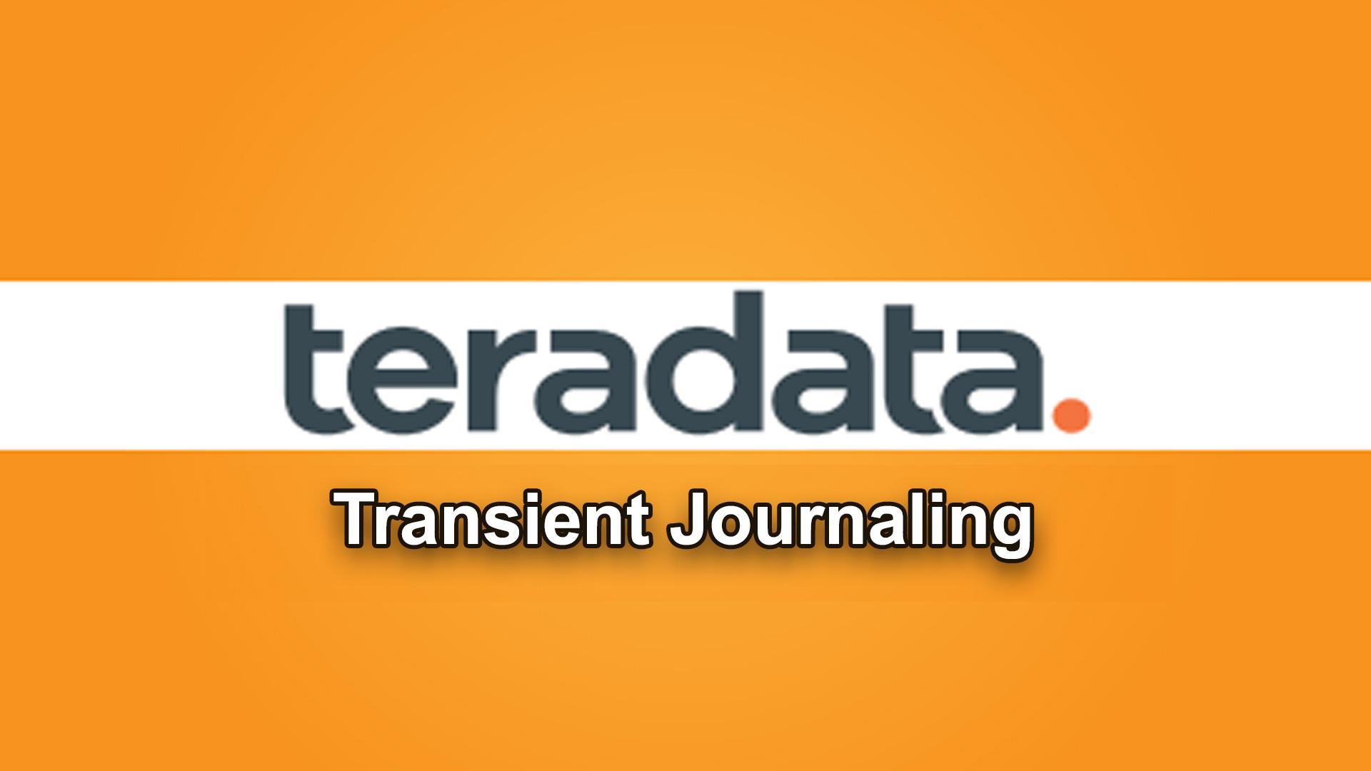 Transient Journaling