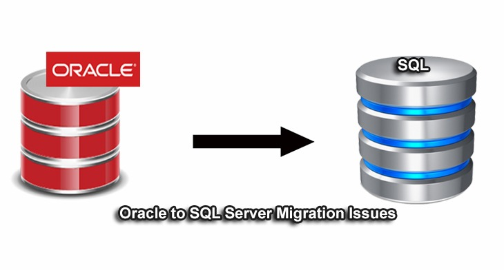 Oracle to SQL Server Migration Issues