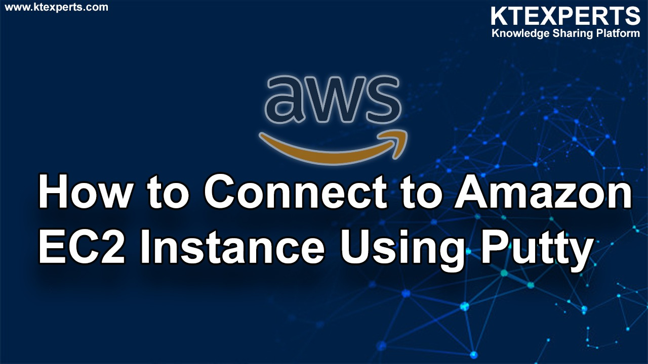 How to Connect to Amazon EC2 Instance Using Putty