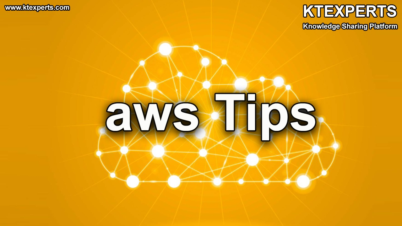 Daily Tips for AWS