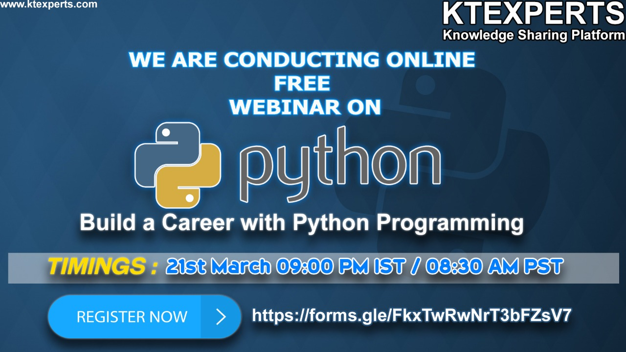 Build a Career with Python Programming