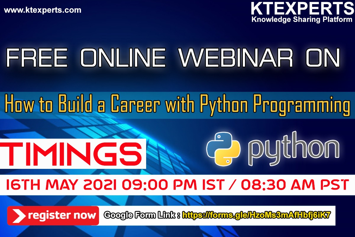 How to Build a Career with Python Programming