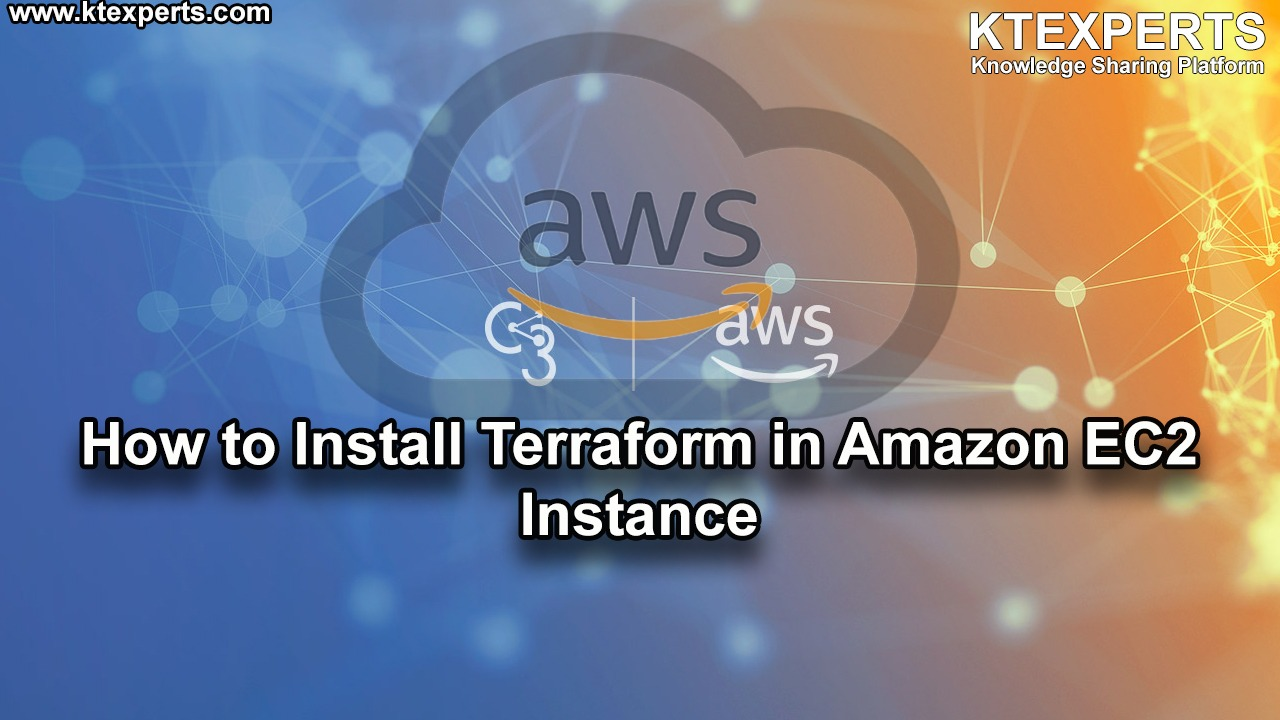 How to Install Terraform in Amazon EC2 Instance