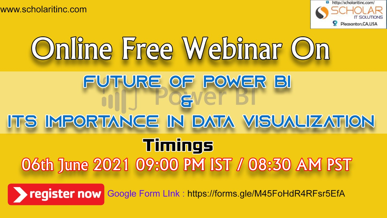 Future of Power BI and its Importance in Data Visualization